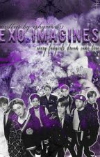 Exo imagines (requests open) by cshyam2714