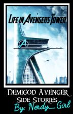 Life In Avengers Tower {Demigod Avengers Side Stories} by straightouttaarrows