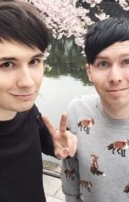 Phan Oneshots by skeletonflowers