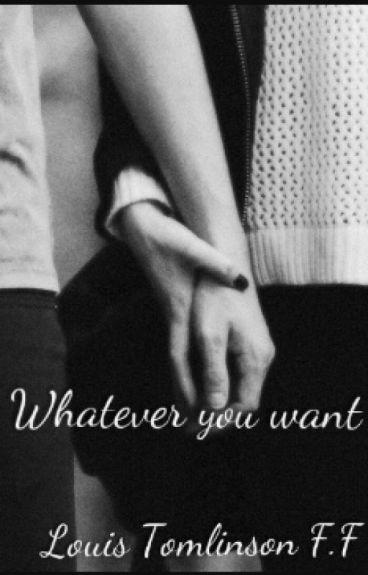 Whatever you want. [Befejezett.]