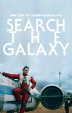 Search the Galaxy // Poe Dameron  by xxwinterschildxx