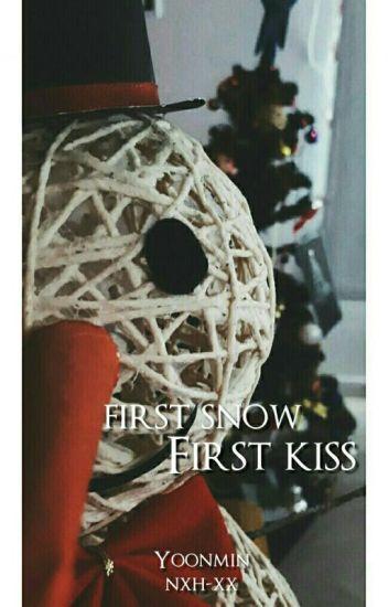 First Snow, First Kiss. [YoonMin]