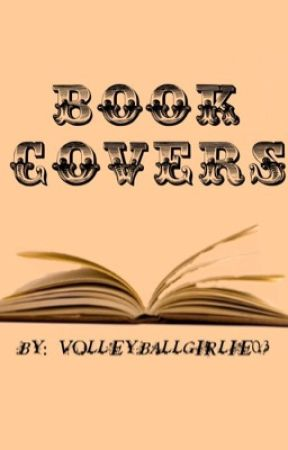 Book Covers by VolleyballGirlie03