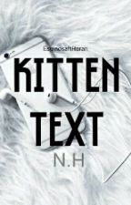 Kitten text |n.h & m.e| |TERMINADA| by EspinosaftHoran