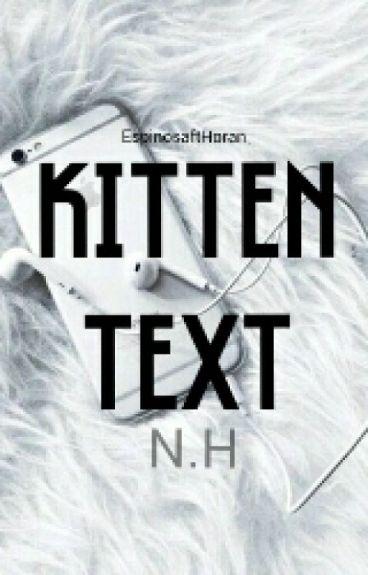Kitten text |n.h & m.e| |TERMINADA|