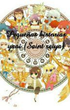 Pequeñas historias yaoi (Saint seiya) by LanicoBane