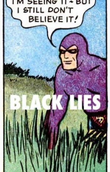 1 | BLACK LIES | MARVEL | LOKI LAUFEYSON ✔️