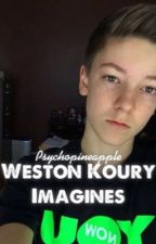 Weston Koury Imagines  by psychopineapple