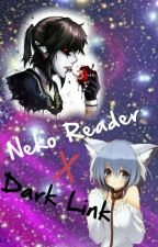 Dark Link X Neko Reader by Pastel_Senpai