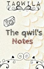 The Qwil's Notes by D-taqwila