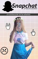 Snapchat - jb by fabulousbieber