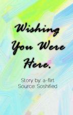 Wishing You Were Here by fanficsbysones