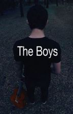 The Boys by Aliilysm_16