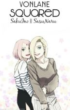 Squared || SakuIno & SasuNaru by vonlane