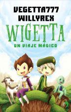 WIGETTA : Un viaje  mágico (libro original) by bethclem