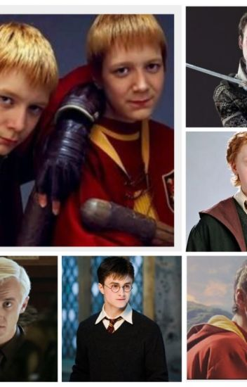 Harry Potter Imagines and Preferances