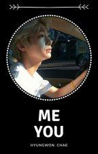 • me you » hyungwon by wondolly