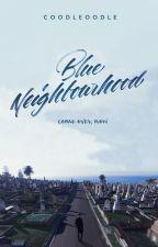 Blue Neighbourhood by coodleoodle