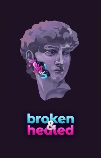 Percy Jackson: Broken & Healed (Wattys2016)