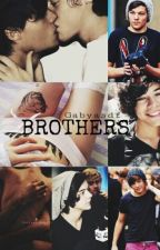 Brothers ~Larry Stylinson ~ by Gabyasdf