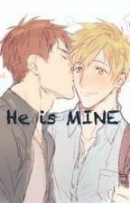 He Is Mine... [SouMako] by Annita_Silva