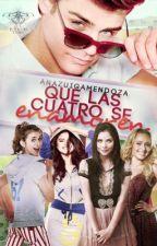 Que las cuatro chicas se enamoren. by _AnneIsHere_