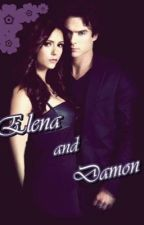 Vampire Diaries Damon and Elena, when bonnie dies... by idkwhy0303