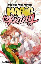 Sakura Card Captor『Magic Spring』 by _HelloKero_