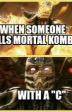 Mortal Kombat One-shots! by Cuddly_BTcH