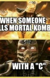 Mortal Kombat One-shots! by nightgirl-873