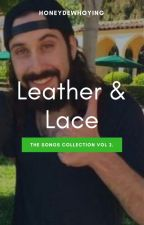 leather & lace || avi kaplan by honeydewhoying