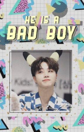 He's a Bad Boy by milkteapie