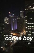 Coffee boy || Joshua Hong by hamsol