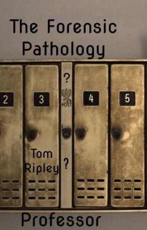 The Forensic Pathology Professor // Edward Nygma x Reader