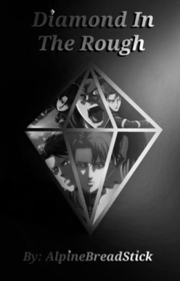 Diamond In The Rough, Levi X Reader (COMPLETED)
