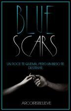 Blue Scars by ArcoirisBelieve