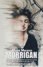 Morrigan by MajaMaxen