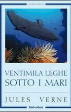 Ventimila leghe sotto i mari  by ErikaBattistini