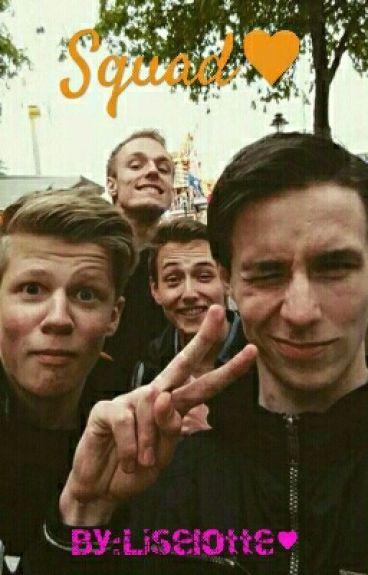 Squad♥ (Dutch)