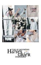 hayes' the type ; h.g ✩ by innasharm