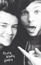 Cinquanta Sfumature Di Grigio|| Larry Stylinson by very-12