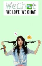 WeChat [One Shot] by cookieMYLESter