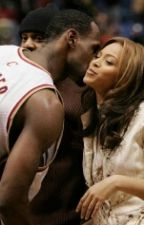 Beyonce And Lebron James by jayoncelover