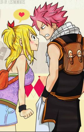 Who Gets Jealous Natsu And Lucy Fanfiction Chapter 2