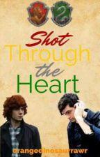 Shot Through the Heart by OrangeDinosaurRawr