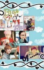 B1A4 The Type Of... by skytaitaipark