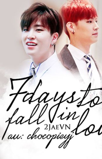 [Trans-fic] [NC17] [GOT7-2Jae] 7 days to fall in love