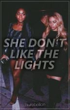 She Don't Like the Lights (Norminah) by jaurebellion