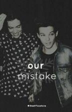 Our Mistake │Czech m-preg Larry Stylinson FF│ DOKONČENO by Dee0Toustova
