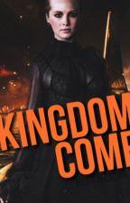 KINGDOM COME ↝ Thor Odinson   1 by mcrningstar